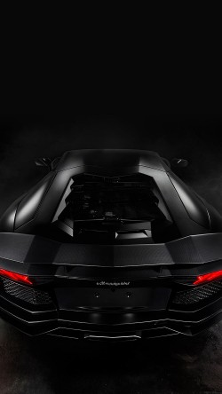 papers.co-aa14-back-of-lamorghini-aventador-car-dark-art-33-iphone6-wallpaper