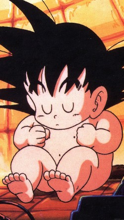 papers.co-aa47-baby-goku-illust-art-33-iphone6-wallpaper