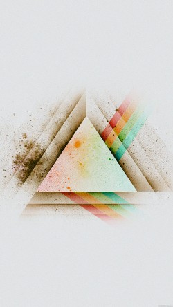 papers.co-ac09-wallpaper-triangle-art-white-rainbow-illust-graphic-33-iphone6-wallpaper