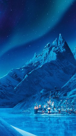 papers.co-ac70-wallpaper-elsa-frozen-castle-queen-disney-illust-snow-art-33-iphone6-wallpaper