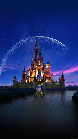 papers.co-ac76-wallpaper-disney-castle-artwork-illust-sky-33-iphone6-wallpaper