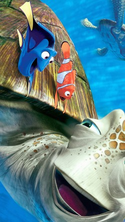 papers.co-ac84-wallpaper-finding-nemo-disney-pixar-illust-sea-animals-33-iphone6-wallpaper