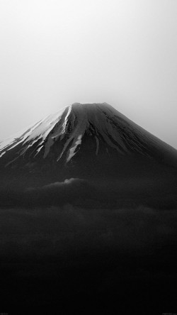 papers.co-ad54-fuji-dark-mountain-alone-33-iphone6-wallpaper