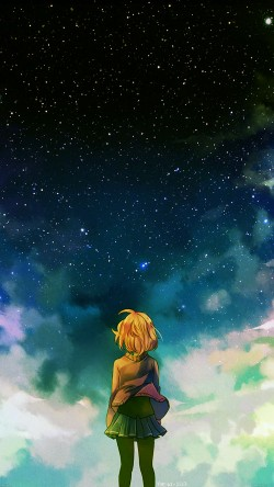 papers.co-ad64-starry-night-illust-anime-girl-33-iphone6-wallpaper