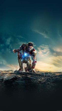 papers.co-ae67-ironman-angry-in-hero-poseture-art-33-iphone6-wallpaper