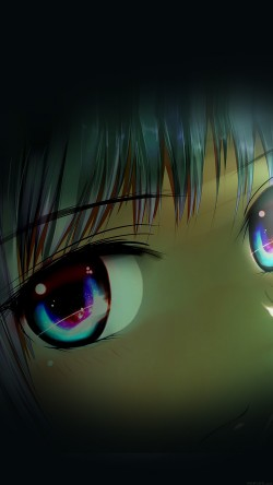papers.co-af66-eye-pure-girl-dark-anime-art-illust-33-iphone6-wallpaper