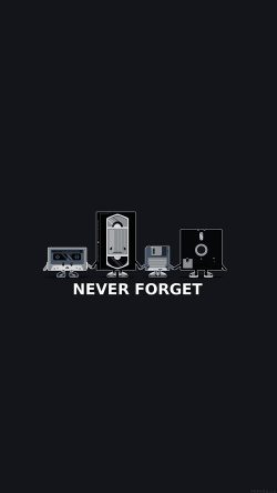 papers.co-af82-never-forget-floppy-history-dark-cute-illust-33-iphone6-wallpaper