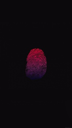 papers.co-af85-finger-print-unlock-art-illust-minimal-33-iphone6-wallpaper