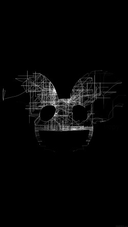papers.co-ag07-deadmau5-black-logo-art-music-33-iphone6-wallpaper