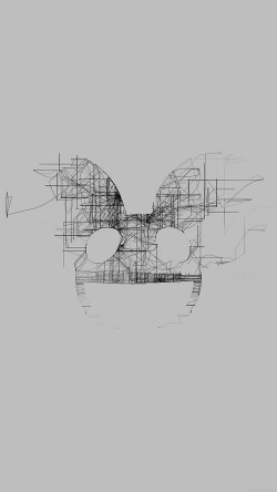 papers.co-ag08-deadmau5-white-logo-art-music-33-iphone6-wallpaper