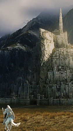 papers.co-ag25-minas-tirith-lord-of-the-ring-art-33-iphone6-wallpaper