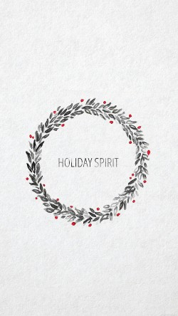 papers.co-ah23-holiday-spirit-minimal-christmas-art-33-iphone6-wallpaper