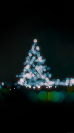 papers.co-ah39-christmas-lights-bokeh-blue-love-dark-night-33-iphone6-wallpaper