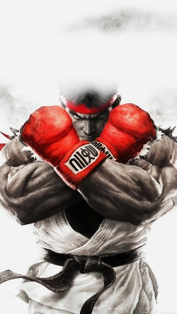papers.co-ah69-street-fighter-ryu-art-illust-game-33-iphone6-wallpaper