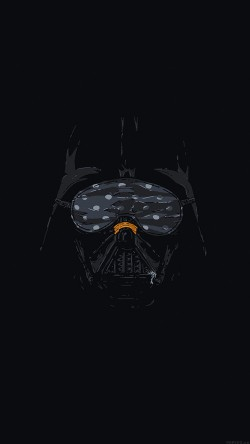 papers.co-ah87-darth-vader-minimal-starwars-illust-art-33-iphone6-wallpaper