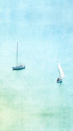 papers.co-ai08-sea-boat-lake-day-fun-nature-art-33-iphone6-wallpaper