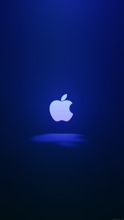 papers.co-ai62-apple-logo-love-mania-blue-33-iphone6-wallpaper