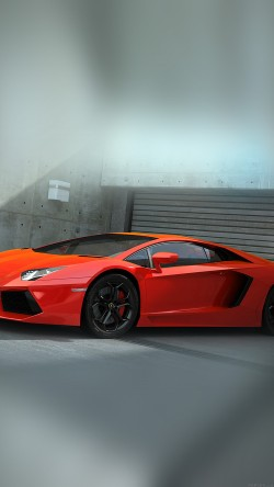 papers.co-ai89-red-lamborghini-parked-car-art-33-iphone6-wallpaper