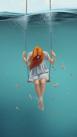 papers.co-ai91-swing-art-painting-girl-33-iphone6-wallpaper