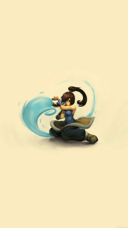 papers.co-aj99-cute-young-avatar-korra-drawing-art-33-iphone6-wallpaper
