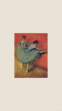 papers.co-ak12-edgar-degas-ballerina-art-classic-33-iphone6-wallpaper