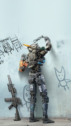 papers.co-ak58-chappie-robot-art-film-poster-33-iphone6-wallpaper