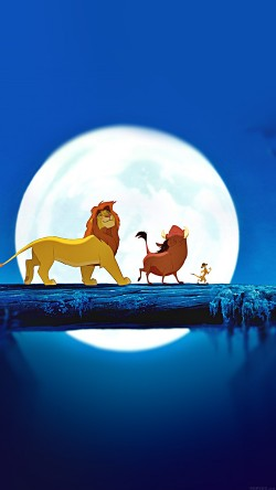 papers.co-ak89-lionking-hakuna-matata-simba-disney-art-33-iphone6-wallpaper