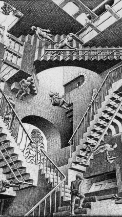 papers.co-al09-escher-art-infinite-illust-classic-33-iphone6-wallpaper