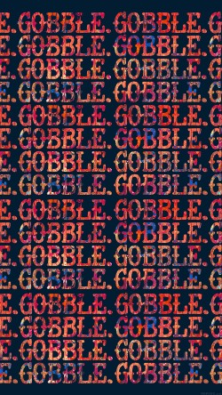 papers.co-al40-gobble-gobble-illust-type-design-art-33-iphone6-wallpaper