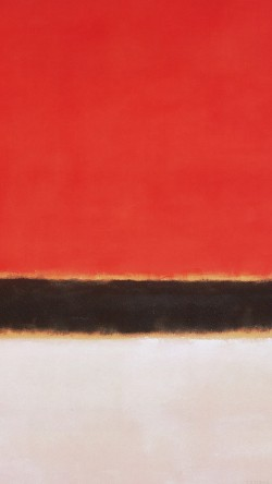 papers.co-al68-red-white-rothko-mark-paint-style-art-classic-33-iphone6-wallpaper
