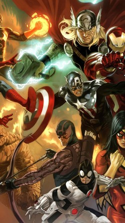 papers.co-al79-avengers-liiust-comics-marvel-art-hero-33-iphone6-wallpaper