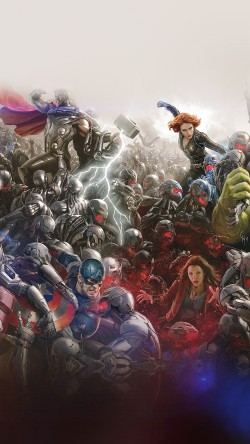 papers.co-al94-avengers-marvel-hero-ultron-flare-art-fight-light-33-iphone6-wallpaper