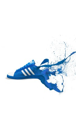 papers.co-am05-adidas-blue-shoes-sneakers-logo-art-33-iphone6-wallpaper
