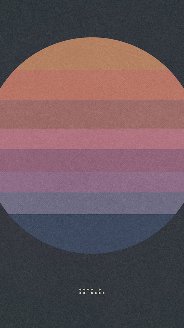 Iphone6papers Am18 Tycho Art Music Album Cover Illust Simple