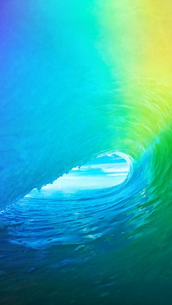 papers.co-am81-ios9-apple-wave-rainbow-sea-ocean-33-iphone6-wallpaper
