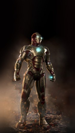 papers.co-an13-ironman-hero-marvel-art-illust-33-iphone6-wallpaper