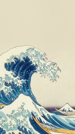 papers.co-an25-wave-art-hokusai-japanese-paint-illust-classic-33-iphone6-wallpaper