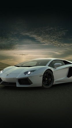 papers.co-an41-lamborghini-car-exotic-white-art-33-iphone6-wallpaper