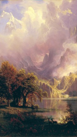 papers.co-ao20-albert-bierstadt-classic-painting-art-33-iphone6-wallpaper
