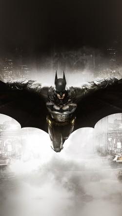 papers.co-ao82-batman-dark-game-hero-art-illust-33-iphone6 ...