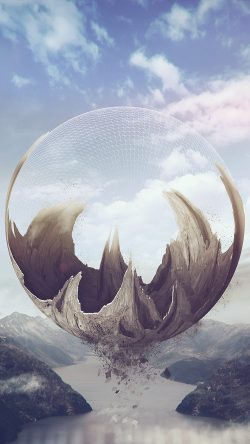 papers.co-ao89-earthworks-illust-art-paint-cg-graphic-flare-33-iphone6-wallpaper