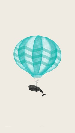 papers.co-ap09-cute-illustration-whale-balloon-art-33-iphone6-wallpaper