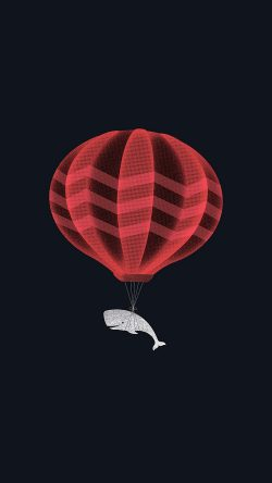 papers.co-ap10-cute-illustration-whale-balloon-art-dark-33-iphone6-wallpaper