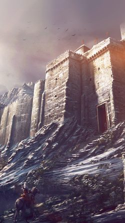 papers.co-ap87-game-illustration-castle-snow-winter-flare-33-iphone6-wallpaper