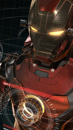 papers.co-aq05-ironman-3d-red-game-avengers-art-illustration-hero-33-iphone6-wallpaper