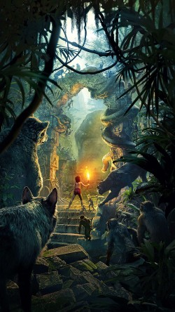 papers.co-aq25-junglebook-art-film-2016-poster-nature-33-iphone6-wallpaper