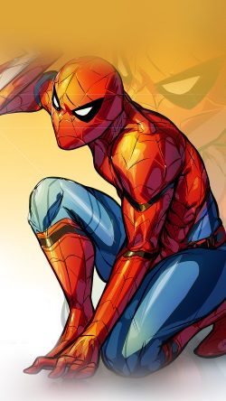 papers.co-aq72-spiderman-captain-america-civilwar-art-hero-33-iphone6-wallpaper