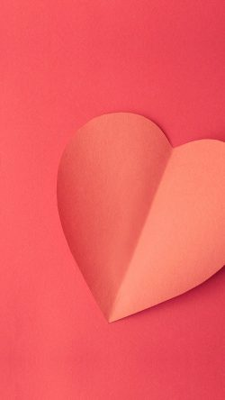 papers.co-ar44-love-pink-heart-minimal-simple-red-33-iphone6-wallpaper