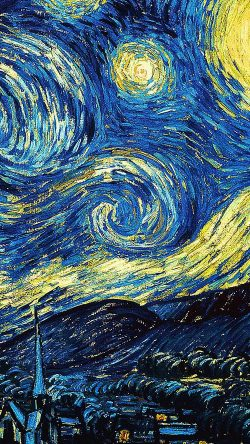 papers.co-ar55-vicent-van-gogh-starry-night-art-classic-33-iphone6-wallpaper
