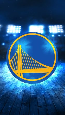 papers.co-ar86-golden-state-warriors-logo-nba-sports-art-illustration-33-iphone6-wallpaper